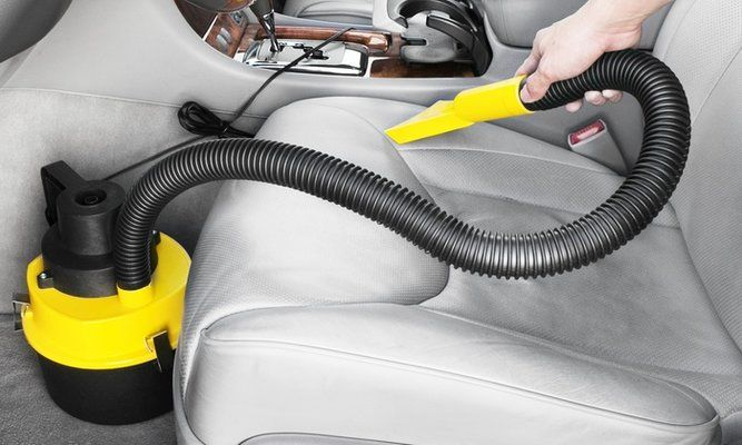 Best Car Detailing Vacuum