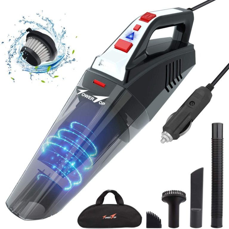 Towertop 5500pa Powerful Car Hoover